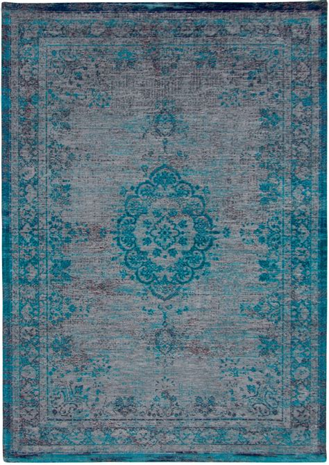 grey and turquoise rug louis de poortere fading world grey turquoise 8255 rug best prices and free delivery at buyarug