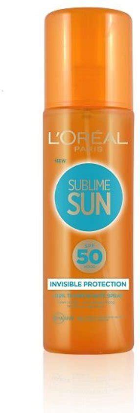 what is a sun l bol com l or 233 al sublime sun invisible protection