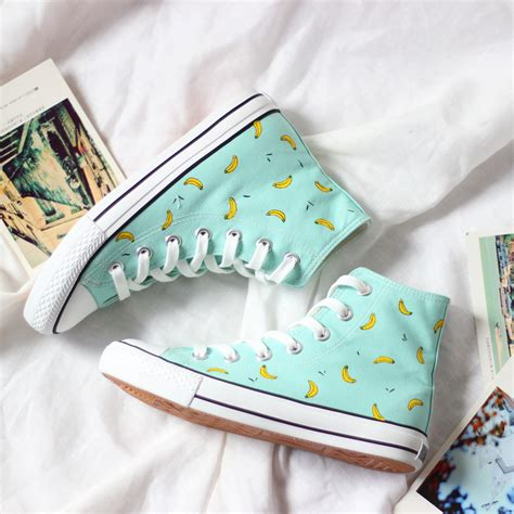 mint green canvas shoes promotion shop for promotional