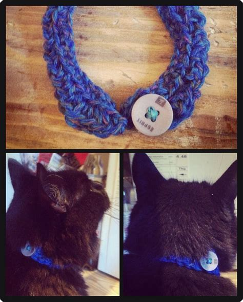 diy collar 17 best images about diy pet collars and lanyards on cats atlanta