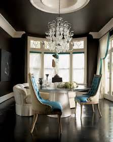 Large Scale Chandeliers Top 10 Interior Design Trends Of 2010 Black Walls