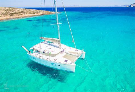catamaran sailing how to naxos catamaran sailing day cruise and private charter
