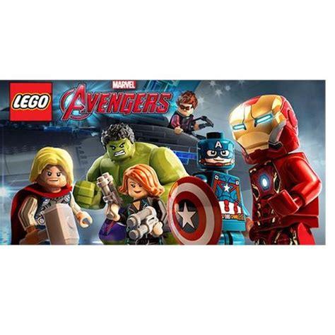 Kaset Ps 4 Lego Marvel Avangers lego marvel for sony ps4 brand new sealed uk pal 5051892145237 ebay
