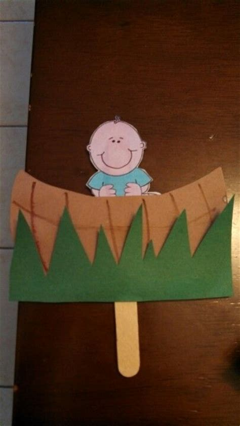 moses crafts for crafts baby moses and baby moses crafts on