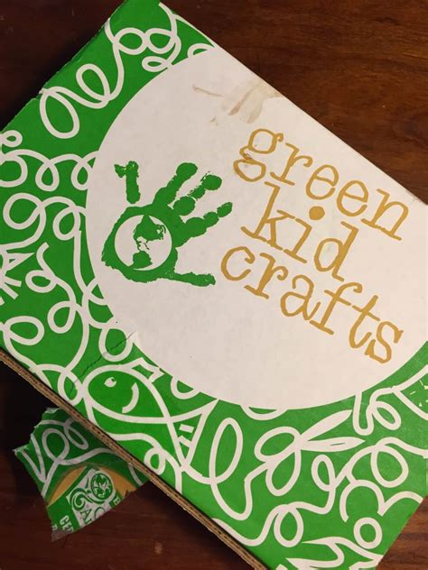 green kid crafts review green kid crafts hello subscription