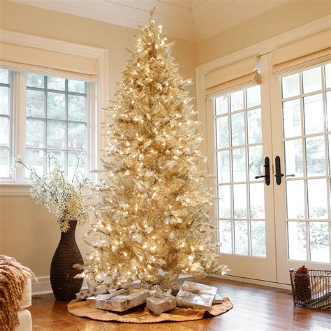 4 white tree with colored lights pre lit colored lights tree triachnid com