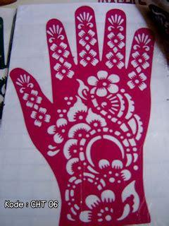 Cari Henna Mehndi Dan Cetakannya belajar henna menggunakan cetakan henna belajar mehndi