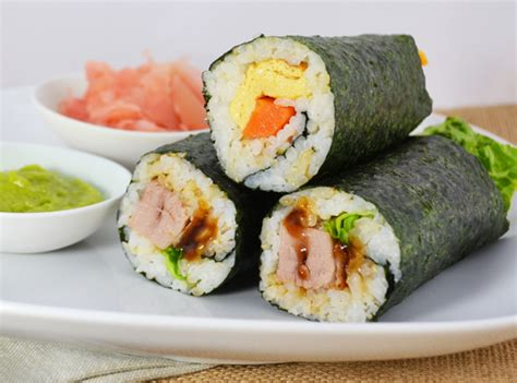 Sushi Roller Roll Sushi Sushi Roll leftover sushi rice one equals two