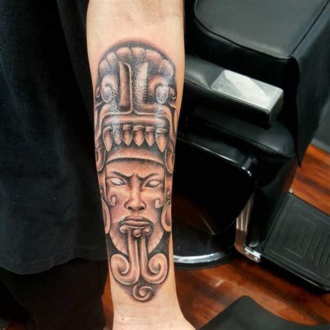 80 Unique Aztec Tattoo Designs Aztec Tattoos For 2