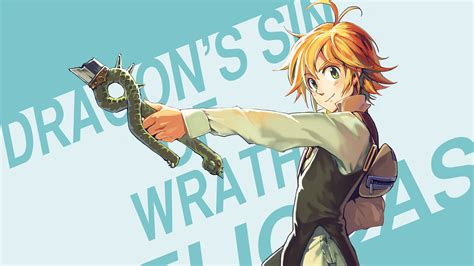 deadly sins anime wallpaper wallpaper