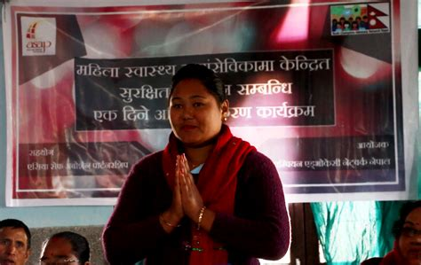 Talking Asap 1 talking about abortion with nepal s community