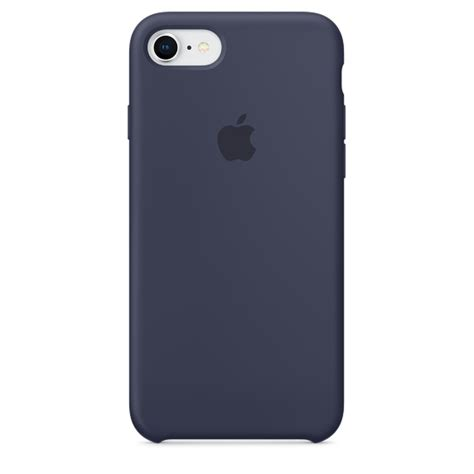 Silicone Iphone 6 Midnight Blue iphone 8 7 silicone midnight blue apple