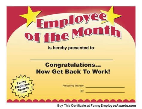 employee of the month certificate template with picture 2267079424 46d63f2fd4 jpg