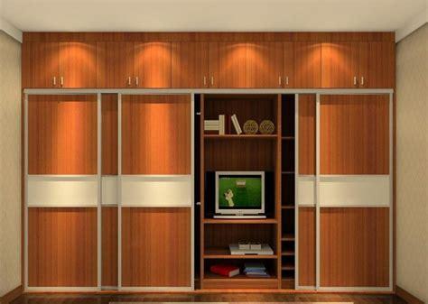 Tv Wardrobe by With Tv Wardrobe Bedroom 3d House