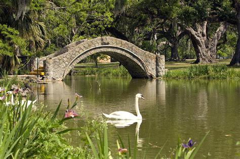 Garden City City Federal Govt Logic New Orleans City Park Made