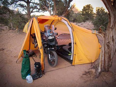 Ktm Tent A Tent For Adventure Motorcycles Asphalt Rubber
