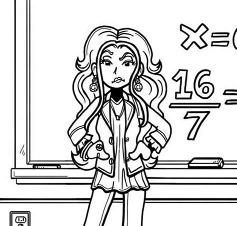 coloring pages vire diaries miss hollister the o jays dork diaries and hollister