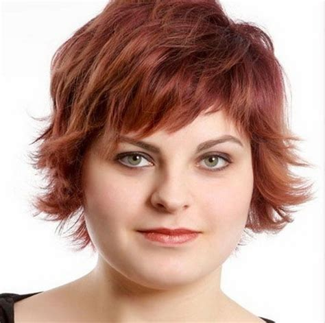 pics of short hairstyles for larger women pictures of short hairstyles for plus size women over 40