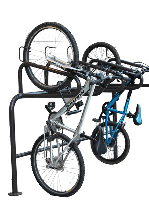 Bikes Racks by Stand Up Floor Mount Vertical Bike Parking Commercial