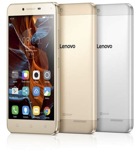 Lenovo Vibe A6000 Lenovo Vibe K5 Plus Is Ready To Take The Baton From A6000