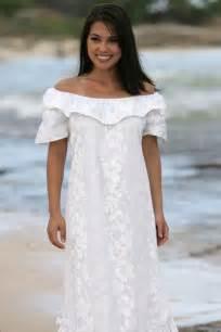 hawaiian wedding dresses wedding dresses hawaiian style