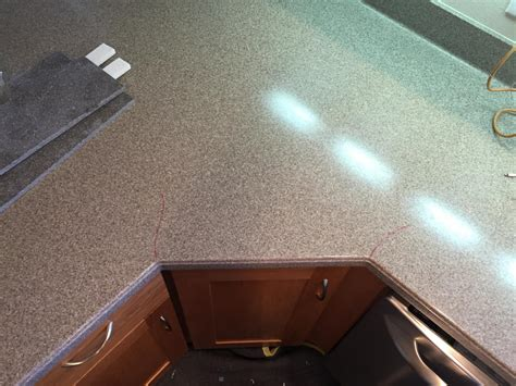 Corian Countertop Repair by Countertop Repair Countertop Connection