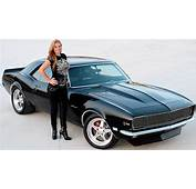 Girls And Muscle Cars Wallpaper  WallpaperSafari