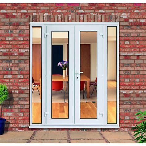 Wickes Exterior Doors Wickes Upvc Doors 8ft With 2 Demi Panels 300 Wickes Co Uk