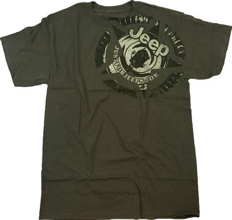 Jeep Shirts For Jeep Vintage Justforjeeps T Shirt 11efh