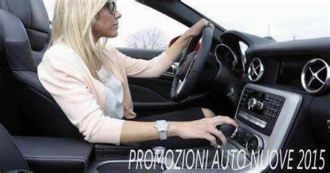 offerte automobilistiche promozioni auto autoreporter