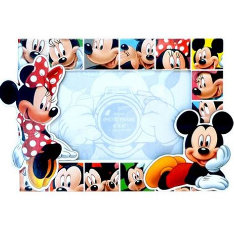 Sale Frame Foto Resin Hello Wedding White Edition 3r your wdw store disney paper picture frames mickey minnie mouse expressions picture frame