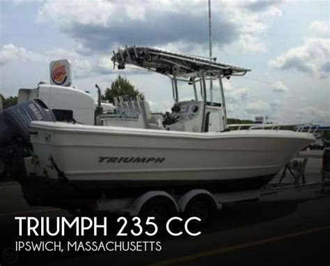 triumph inflatable boats for sale used 2008 triumph 235 cc in ipswich