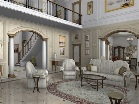 two story living room two story living room traditional living room other metro by andrew niukin