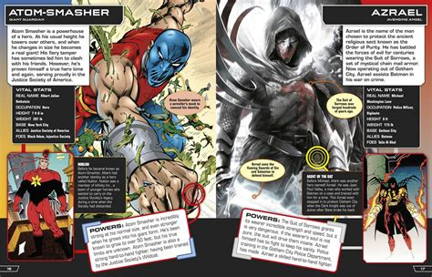 dc comics ultimate character guide dc comics ultimate character guide justice league