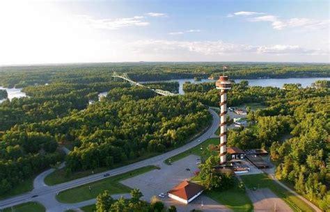 1000 island skydeck view canada 1000 islands tower lansdowne ontario hours address