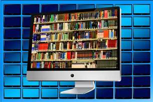 Library Ebooks Free Illustration Library Electronic Ebook E Book
