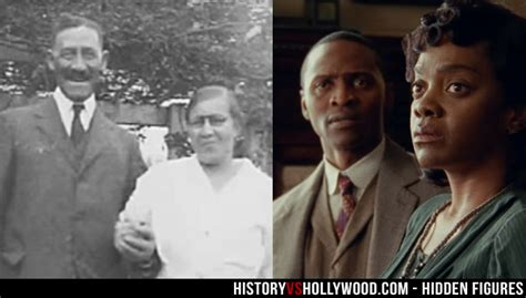 katherine johnson in movie hidden figures movie vs the true story of katherine