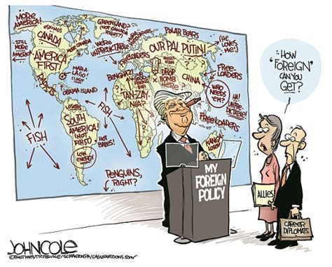 donald trumps anti interventionist foreign policy