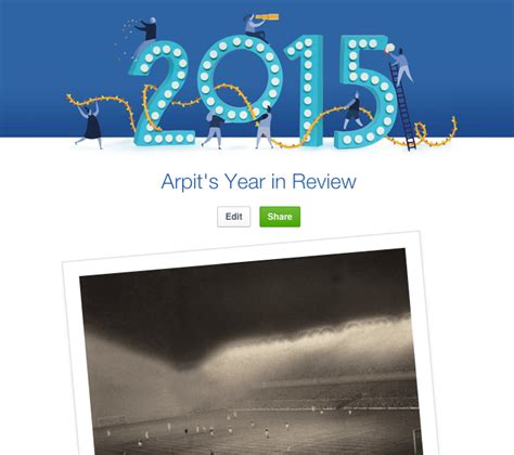 fb year in review facebook will allow you to edit which pictures appear in