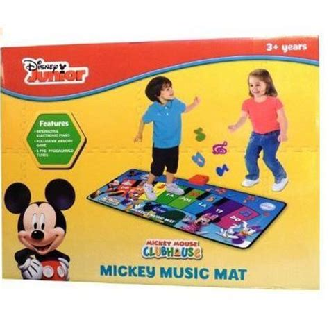 mickey mouse club house music disney mickey mouse clubhouse music mat electronic piano music art