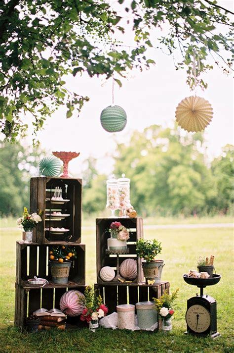 decoracion bodas vintage decoraci 243 n vintage boda