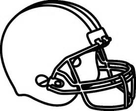Football Helmet Outline Profile by Print Football Football Helmet Coloring Pages Printable Coloring Pages For Boots
