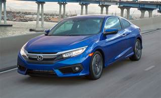 2016 honda civic coupe drive review