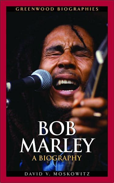 biography of bob marley book bob marley a biography greenwood biographies series by