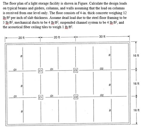facility layout questions and answers solved the floor plan of a light storage facility is show