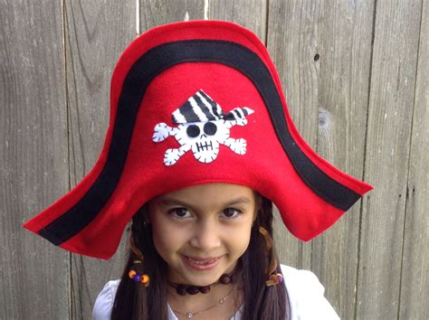 Handmade Pirate Hats - pirate hat felt pirate hat felt pirate hat for
