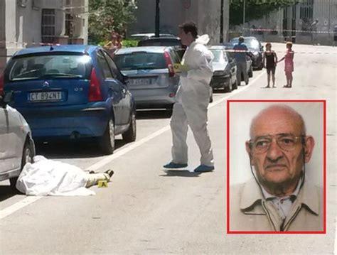 sede inps castellammare di stabia agguato a portici vittima innocente un pensionato 75enne