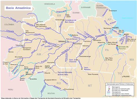 ubicacion imagenes latex rio amazonas hidrografia infoescola