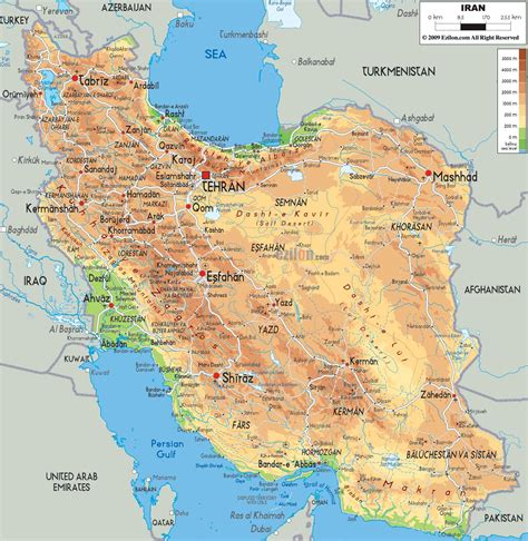 map or iran maps of iran tehran city map railway map physical map