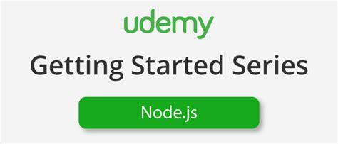 node js tutorial udemy node js tutorial